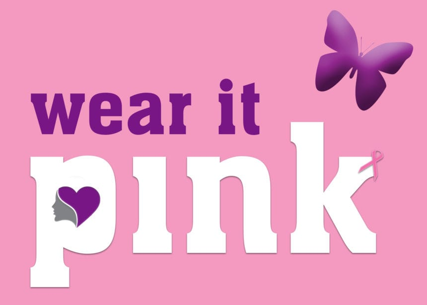 Wear It Pink to Raise Awareness of Breast Cancer