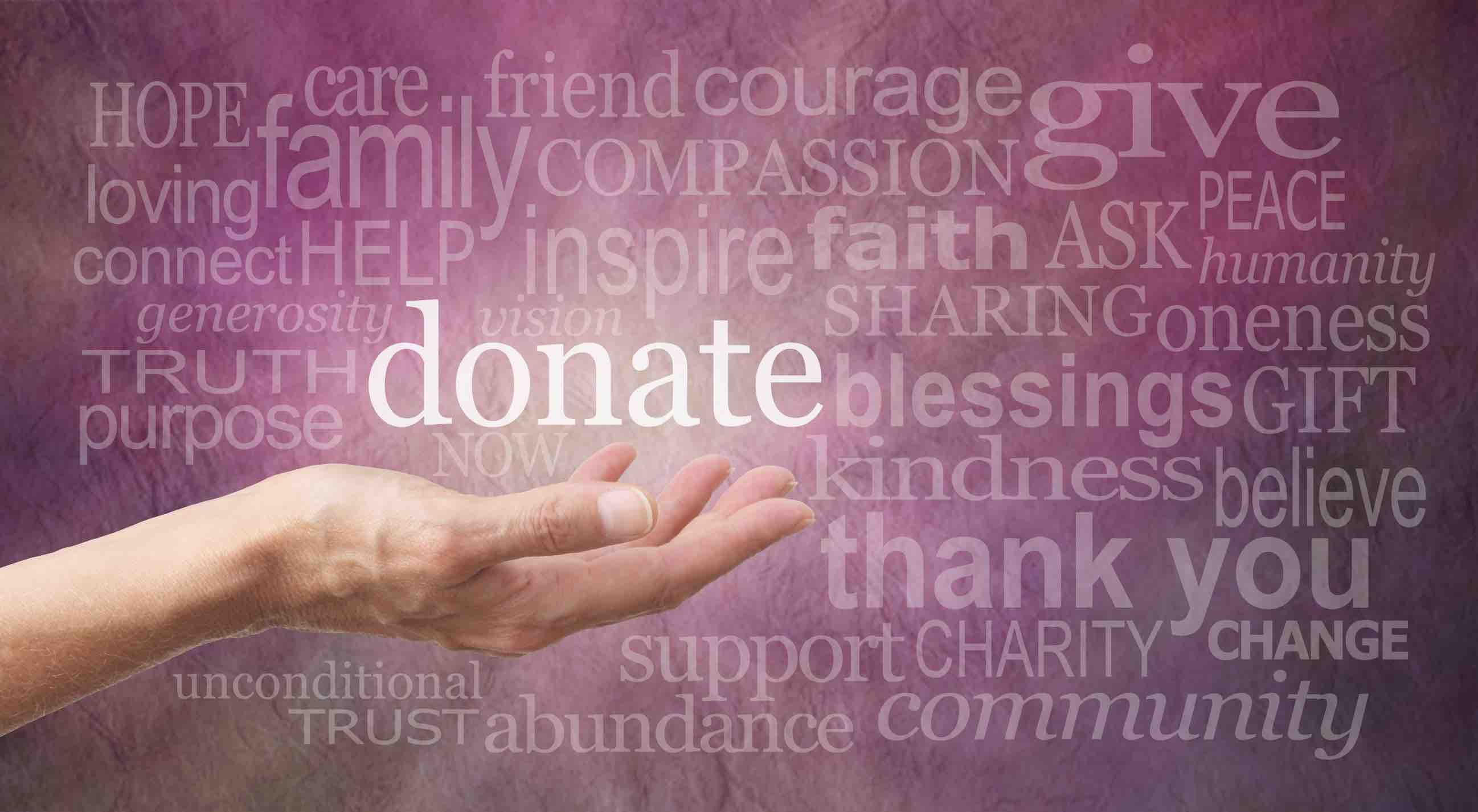 Please Donate to Latinas 4 Latinas' charity programs - make your donations