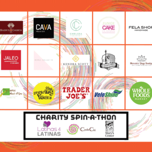 Thank you to All of Our Sponsors at the Charity Spinathon
