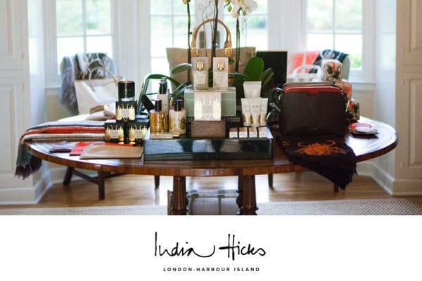 India Hicks for Nueva Vida Fundraiser
