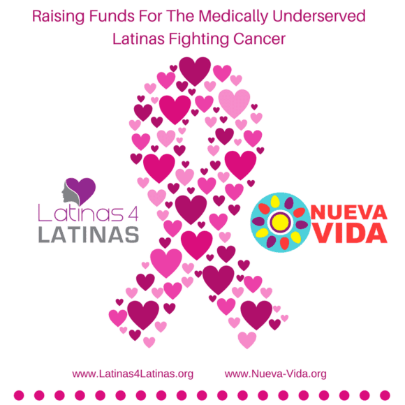 Latinas 4 Latinas in Support of Nueva Vida in 2017