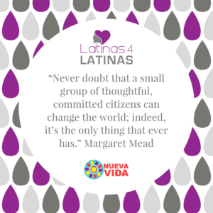 "Quote of the Week: ""…Committed citizens can change the world…"""