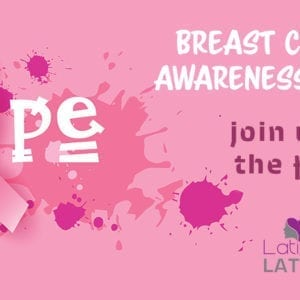 Pure Barre® Bethesda Campaigning for Latinas 4 Latinas' Cause: Women with Cancer in the DMV Area