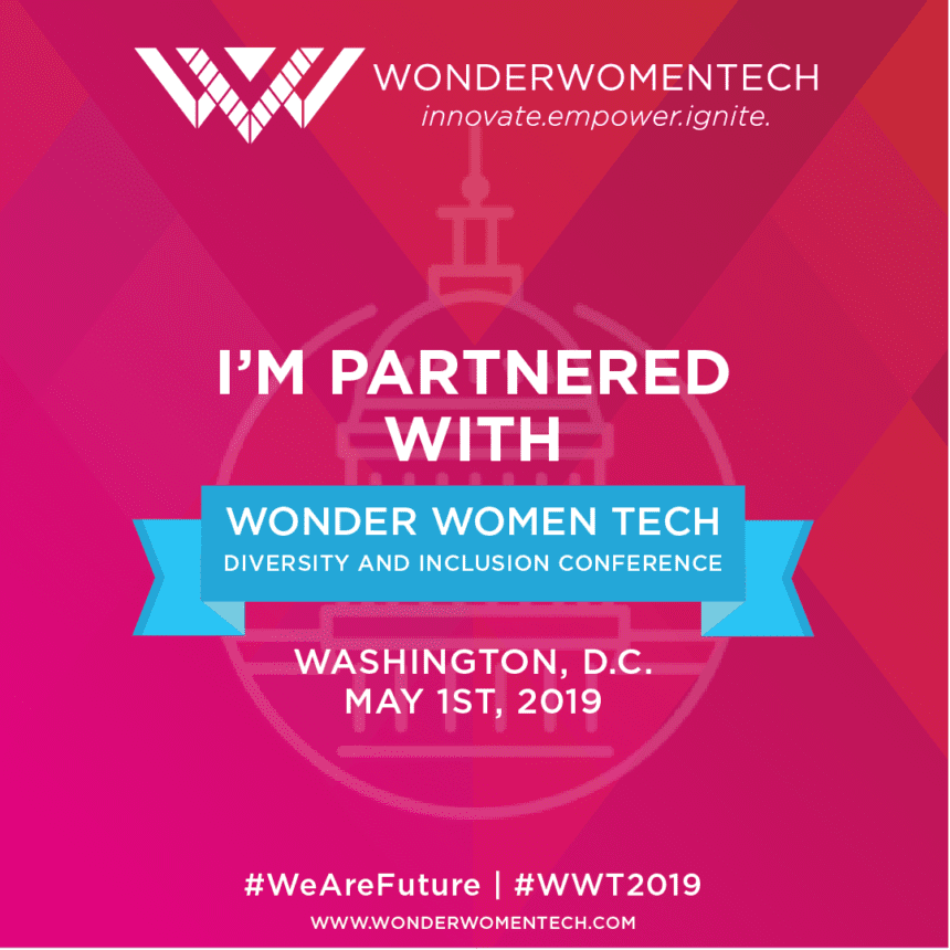 Collaboration with Wonder Women Tech & Discount Coupon